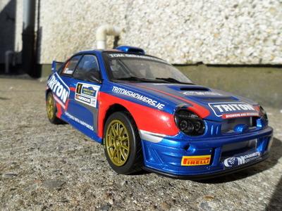 1/18 Subaru WRC McKinstry Mourne Rally SAM_0994