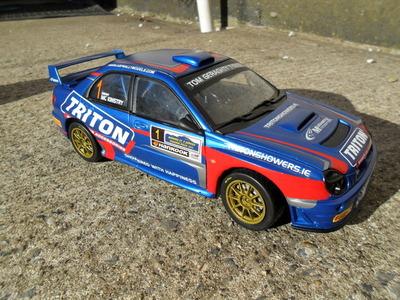 1/18 Subaru WRC McKinstry Mourne Rally SAM_0995