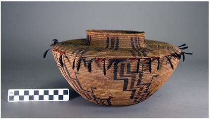 Индейцы Калифорнии: искусство плетения корзин (лекция в Питере) 04eabf0e774bcbb2efc37d966b7d2608