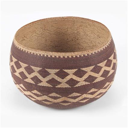 Индейцы Калифорнии: искусство плетения корзин (лекция в Питере) 256a072ac823f34b69b59185df7bd483