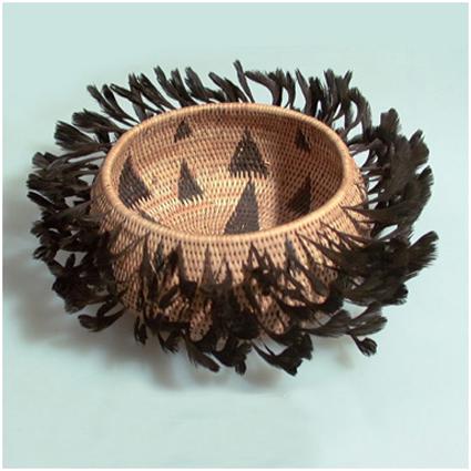 Индейцы Калифорнии: искусство плетения корзин (лекция в Питере) Aa176ed08adb213a975b959e11ceb394
