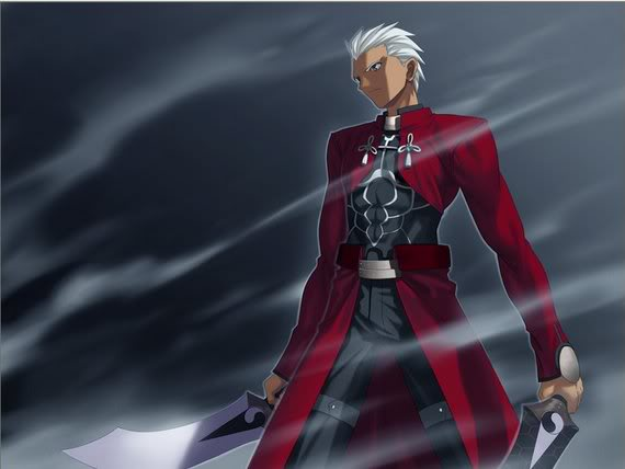 [Fate/ Stay Night][Archer][default] Archer1gn3