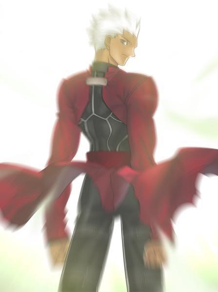 [Fate/ Stay Night][Archer][default] Backviewarcher