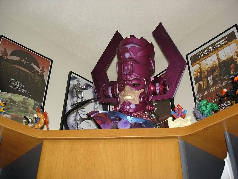 Galactus - Legendary Scale Bust - SAIU! FOTOS! - Página 5 DSC04243
