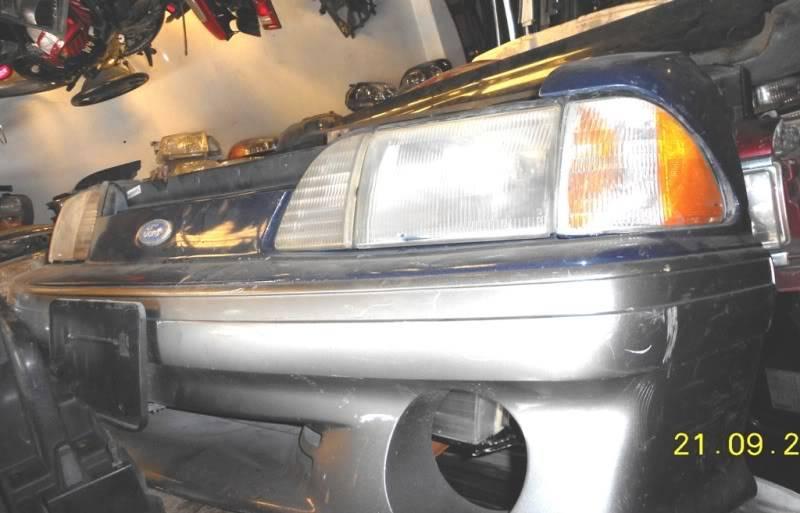 Parrillas y Frentes Mustang y Camionetas Ford y Jeep DSCN1004