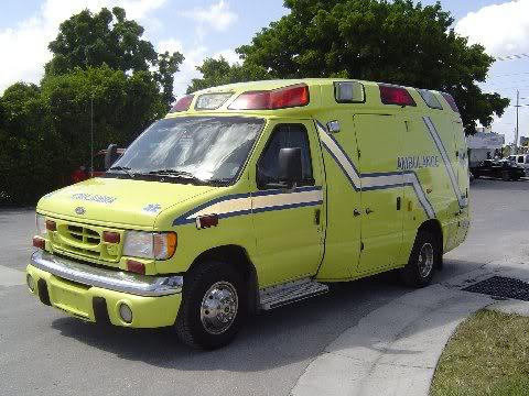 ¿Cuantos tipos de Ambulancias Terrestres Existen? 1-1