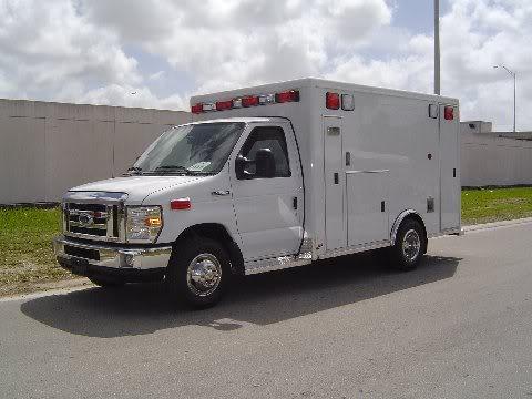 ¿Cuantos tipos de Ambulancias Terrestres Existen? 1-2