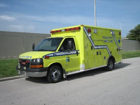¿Cuantos tipos de Ambulancias Terrestres Existen? 1-3