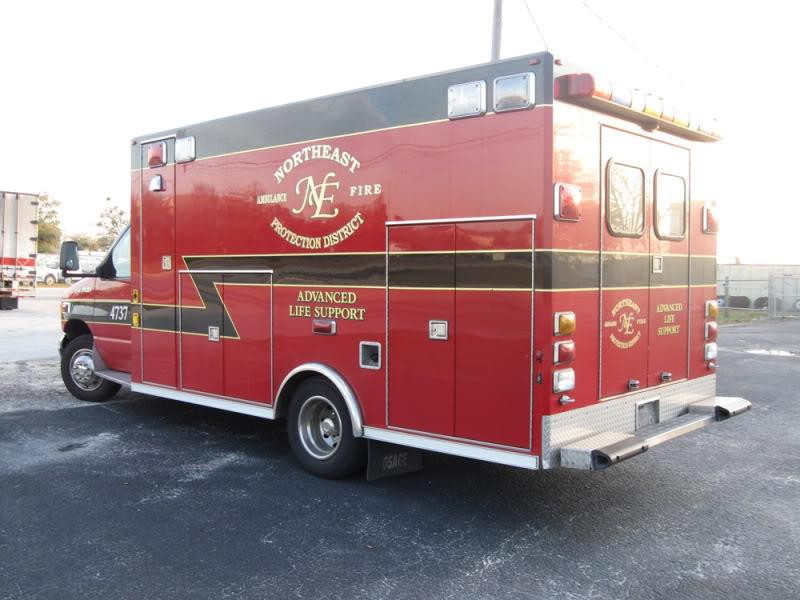 ¿Cuantos tipos de Ambulancias Terrestres Existen? 1-4