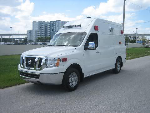 ¿Cuantos tipos de Ambulancias Terrestres Existen? 1-5