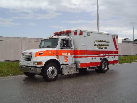 ¿Cuantos tipos de Ambulancias Terrestres Existen? 1-6