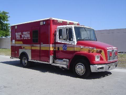 ¿Cuantos tipos de Ambulancias Terrestres Existen? 1-7