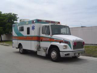 ¿Cuantos tipos de Ambulancias Terrestres Existen? 1-9