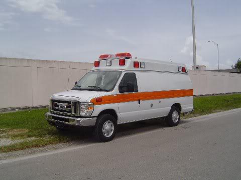 ¿Cuantos tipos de Ambulancias Terrestres Existen? 1