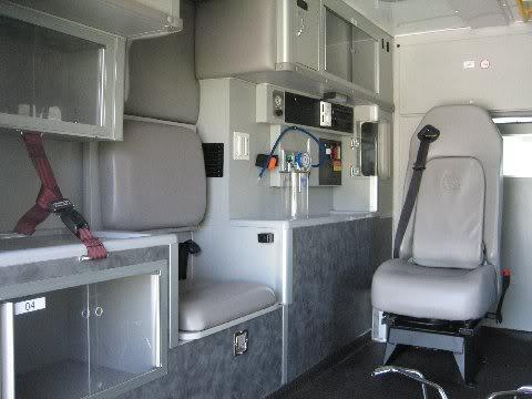 ¿Cuantos tipos de Ambulancias Terrestres Existen? 10