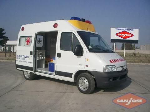 ¿Cuantos tipos de Ambulancias Terrestres Existen? 131qg6