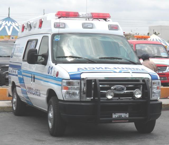 ¿Cuantos tipos de Ambulancias Terrestres Existen? 19052011114643611