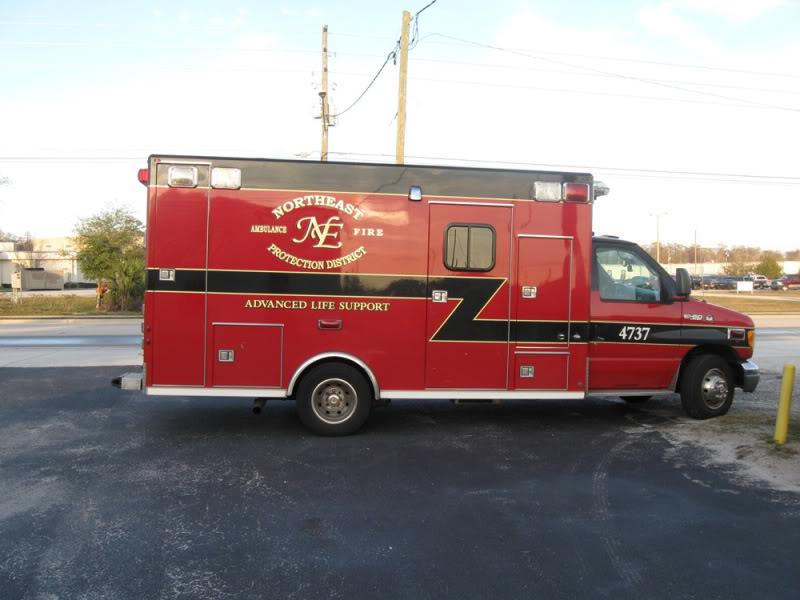 ¿Cuantos tipos de Ambulancias Terrestres Existen? 2-1