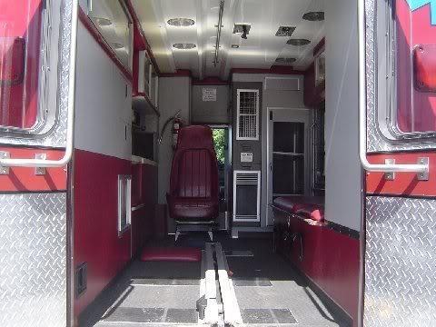 ¿Cuantos tipos de Ambulancias Terrestres Existen? 2-2