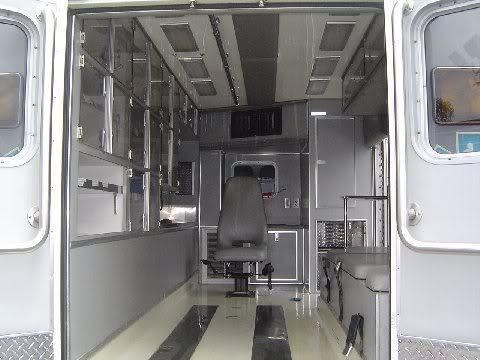 ¿Cuantos tipos de Ambulancias Terrestres Existen? 2-3