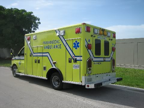 ¿Cuantos tipos de Ambulancias Terrestres Existen? 3-1