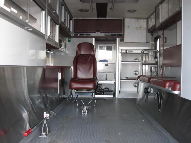 ¿Cuantos tipos de Ambulancias Terrestres Existen? 3-2