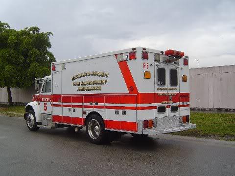 ¿Cuantos tipos de Ambulancias Terrestres Existen? 3-4