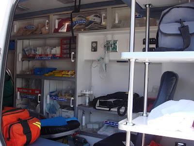 ¿Cuantos tipos de Ambulancias Terrestres Existen? 41097