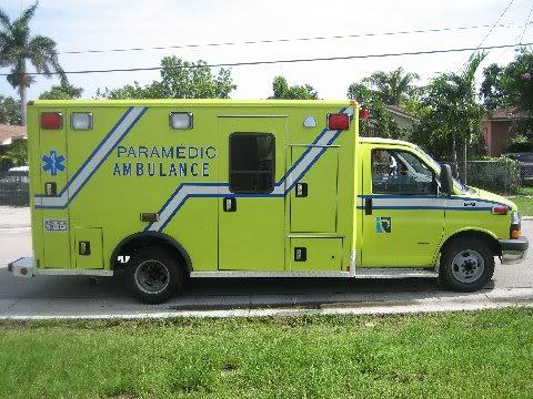 ¿Cuantos tipos de Ambulancias Terrestres Existen? 5