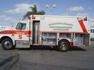 ¿Cuantos tipos de Ambulancias Terrestres Existen? 6-2