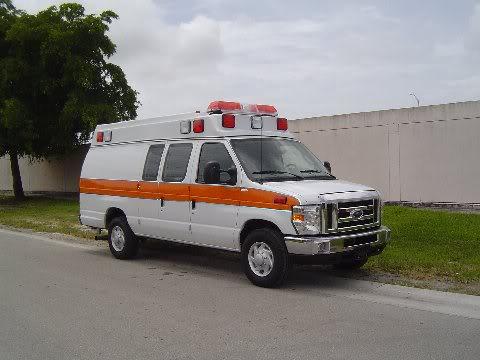 ¿Cuantos tipos de Ambulancias Terrestres Existen? 6