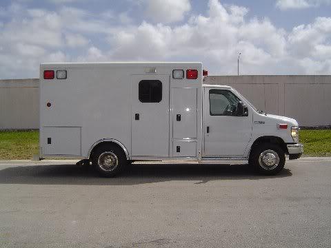 ¿Cuantos tipos de Ambulancias Terrestres Existen? 7