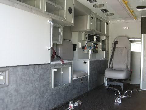 ¿Cuantos tipos de Ambulancias Terrestres Existen? 8-1