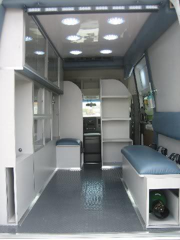 ¿Cuantos tipos de Ambulancias Terrestres Existen? 8-2