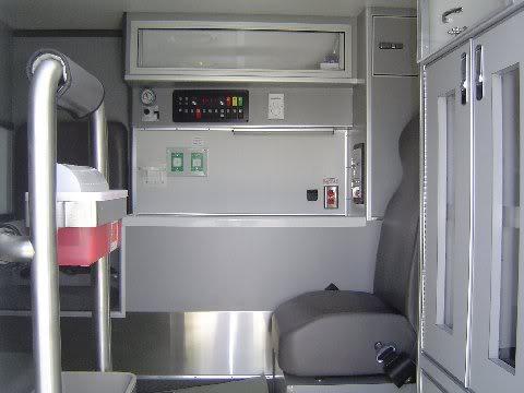 ¿Cuantos tipos de Ambulancias Terrestres Existen? 8