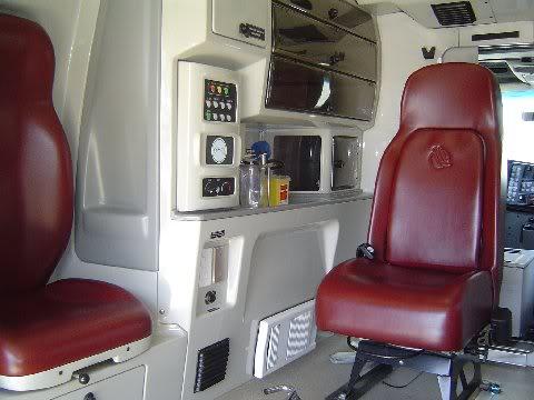 ¿Cuantos tipos de Ambulancias Terrestres Existen? 9