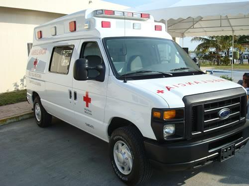 ¿Cuantos tipos de Ambulancias Terrestres Existen? AMBULANCIA5B15Dtampico