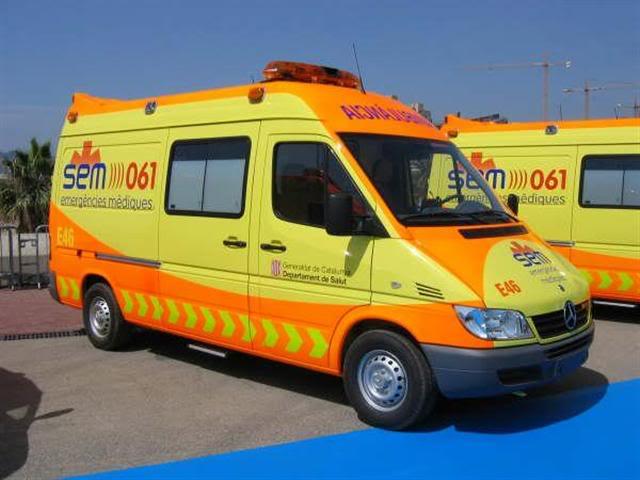 ¿Cuantos tipos de Ambulancias Terrestres Existen? AmbulE1ncia20SEM-120Small