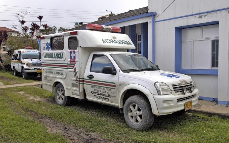 ¿Cuantos tipos de Ambulancias Terrestres Existen? Ambulancia