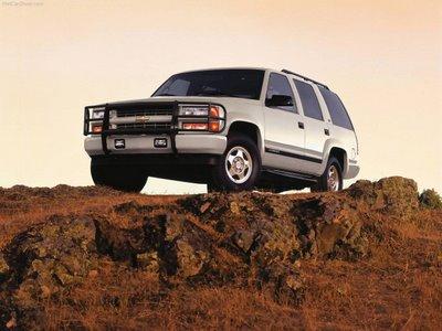 Camioneta Chevrolet Tahoe o Sonora Chevrolet-Tahoe_2000_1280x960_wallpaper_01