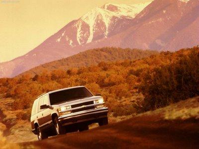 Camioneta Chevrolet Tahoe o Sonora Chevrolet-Tahoe_2000_1280x960_wallpaper_02