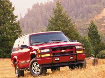 Camioneta Chevrolet Tahoe o Sonora Chevrolet-Tahoe_2000_1280x960_wallpaper_03