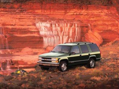 Camioneta Chevrolet Tahoe o Sonora Chevrolet-Tahoe_2000_1280x960_wallpaper_04