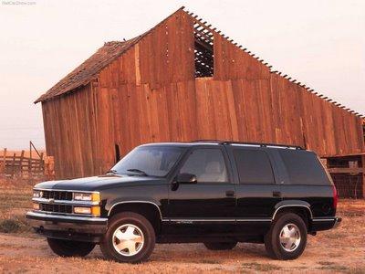 Camioneta Chevrolet Tahoe o Sonora Chevrolet-Tahoe_2000_1280x960_wallpaper_05
