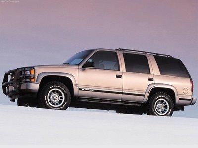 Camioneta Chevrolet Tahoe o Sonora Chevrolet-Tahoe_2000_1280x960_wallpaper_07