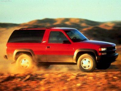 Camioneta Chevrolet Tahoe o Sonora Chevrolet-Tahoe_2000_1280x960_wallpaper_08