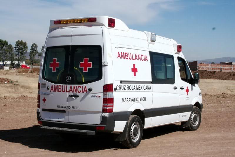 ¿Cuantos tipos de Ambulancias Terrestres Existen? IMG_4360