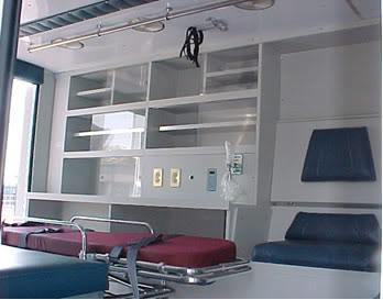 ¿Cuantos tipos de Ambulancias Terrestres Existen? TIPO20120DODGE204X4203