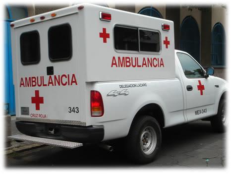 ¿Cuantos tipos de Ambulancias Terrestres Existen? TIPO20120F250204X4