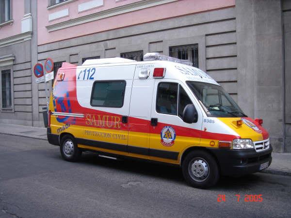 ¿Cuantos tipos de Ambulancias Terrestres Existen? Alfa20385vt2